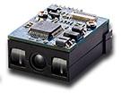 бескорпусной CCD считывающий модуль на тестовой плате Scantech ID MCR14